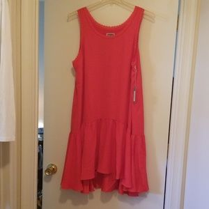 Red Chelsea28 dress NWT 1X